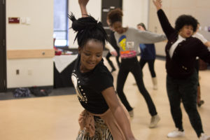 Classes in acting, singing, dance and design