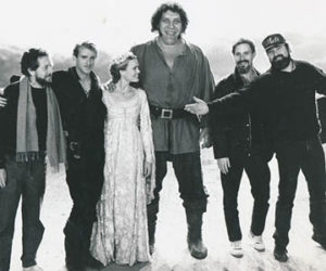 Cary Elwes and the cast of The Princess Bride