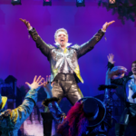 Adam Pascal in Something Rotten!