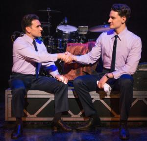 Jersey Boys handshake