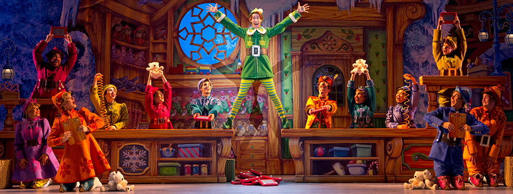 ELF The Musical Popup Set