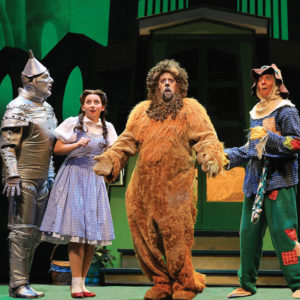 The Wizard of Oz National Tour