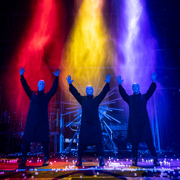Blue Man Group returns in 2021 with an all-new tour.