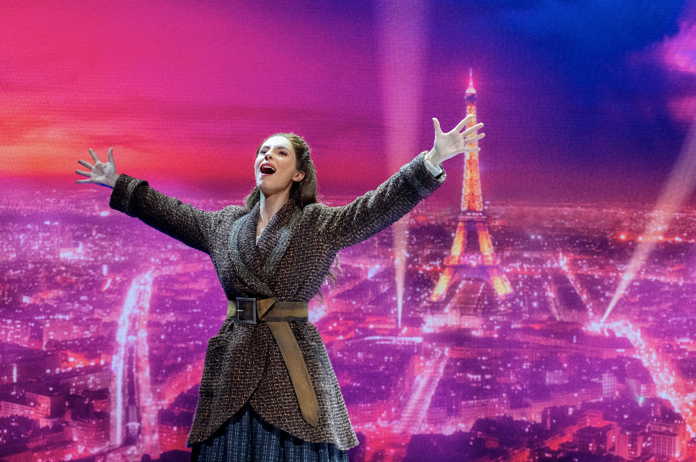 Anastasia the musical comes to Worcester in 2021.